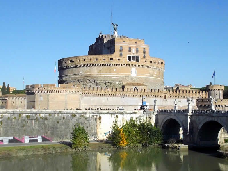 Castel Sant'Angelo: Rome tour guide