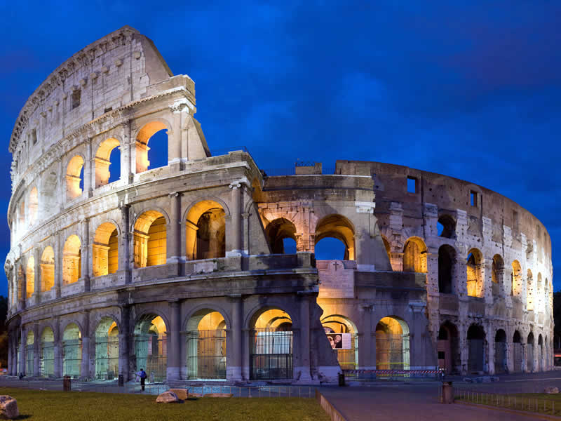 Colosseo: Roma Guide