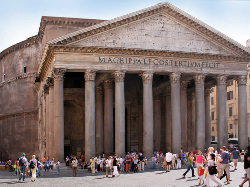 Pantheon: Rome tour guide