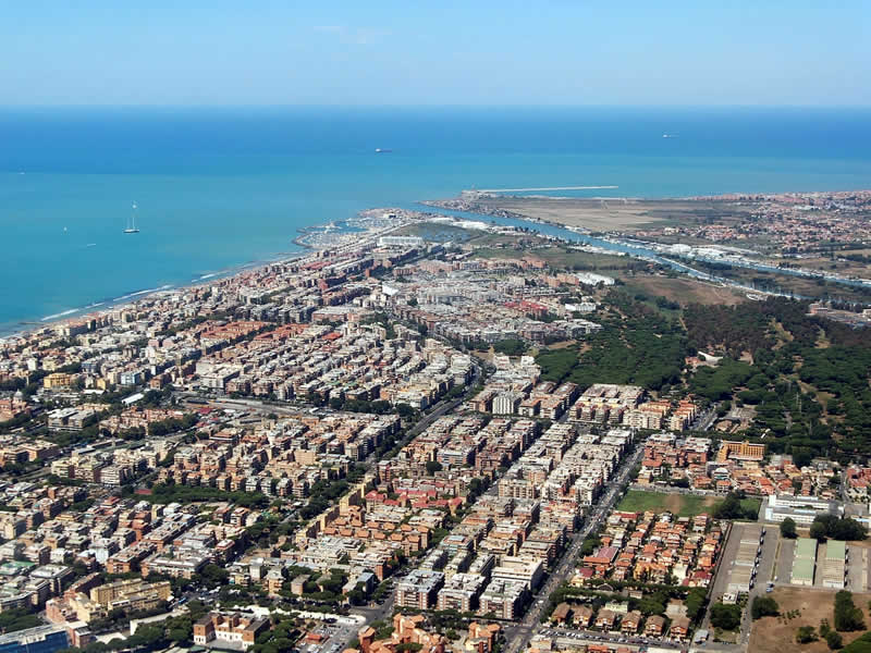 Ostia: Rome tour guide