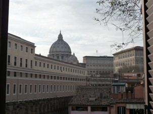 vatican bed and breakfast rome italy: Palline