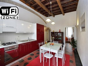 bed and breakfast trastevere rome: Ripa 15 Apartment