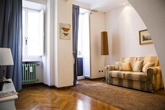 rome best bed and breakfast: Piazza di Spagna Rome Apartments