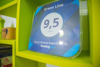 where should you stay in rome italy: Green Line